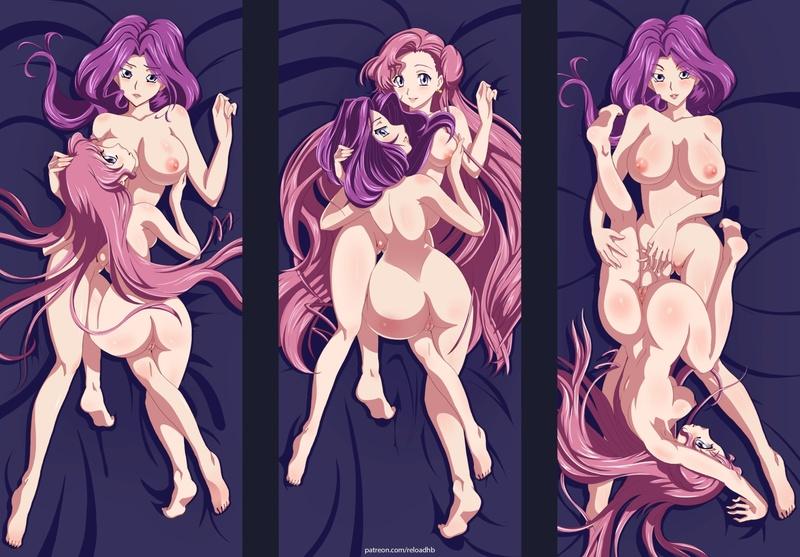Kallen Naked