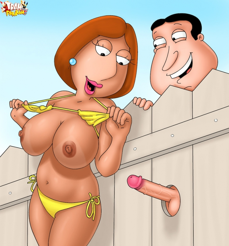 Meg Griffin Eliza Pinchley Bonnie Swanson Stacy Tucker Lois Griffin Glenn Quagmire family guy 003.jpg