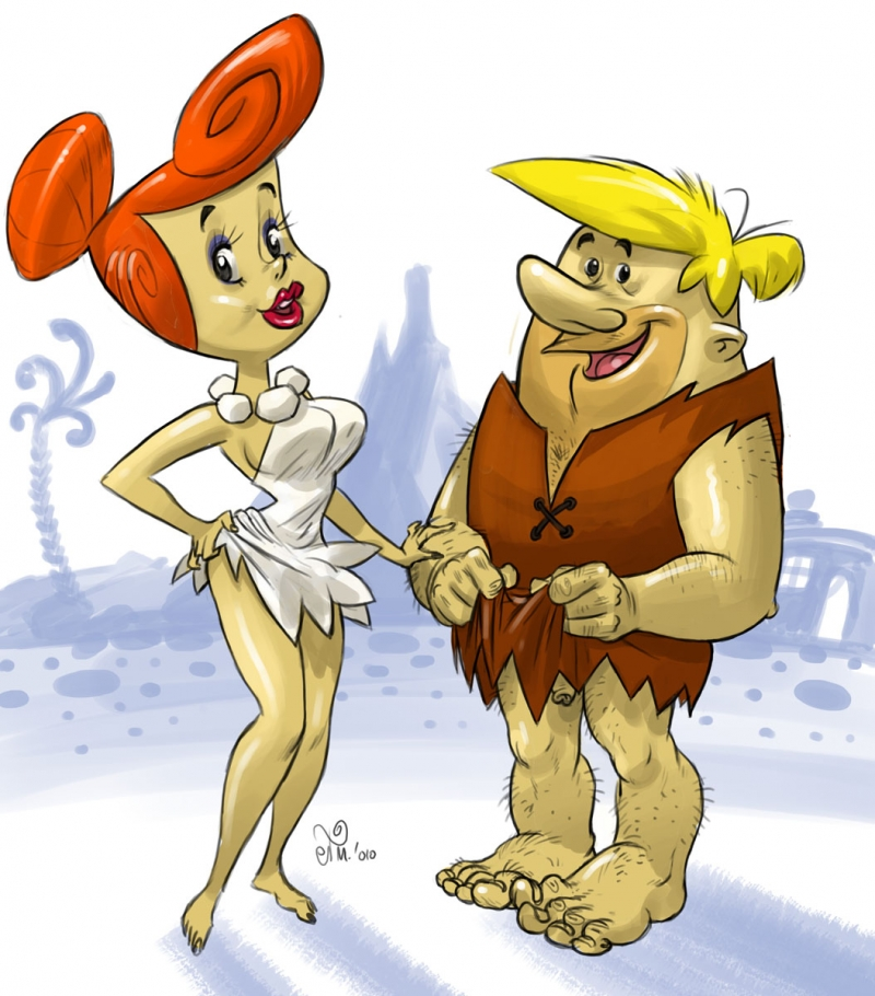 Flintstones Cartoon Nudes