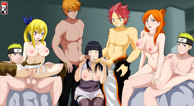 Bleach Sex Games