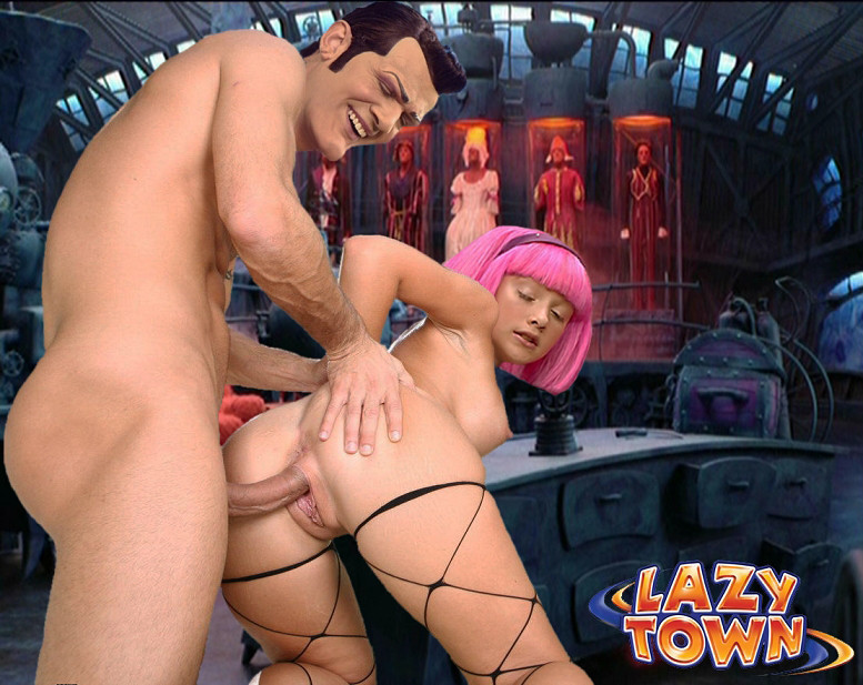 Fake Nude Stephanie From Lazy Town Pics