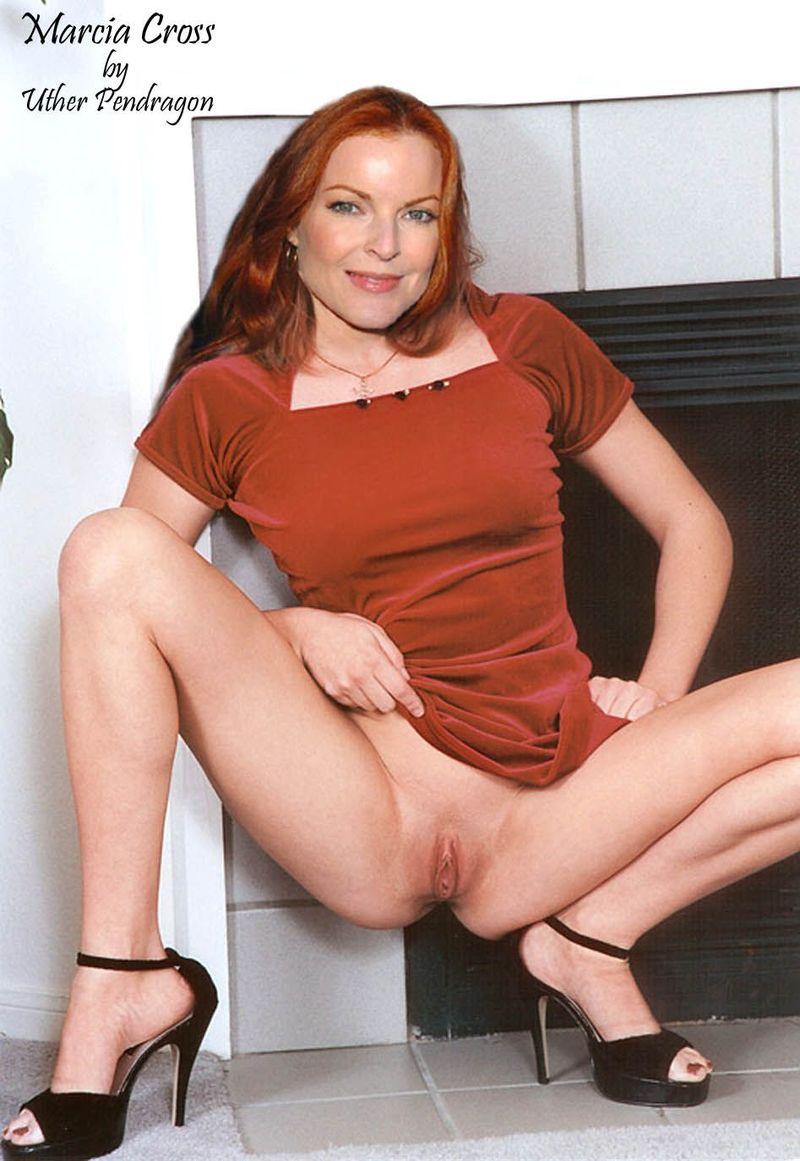 Marcia cross free nude celeb pics