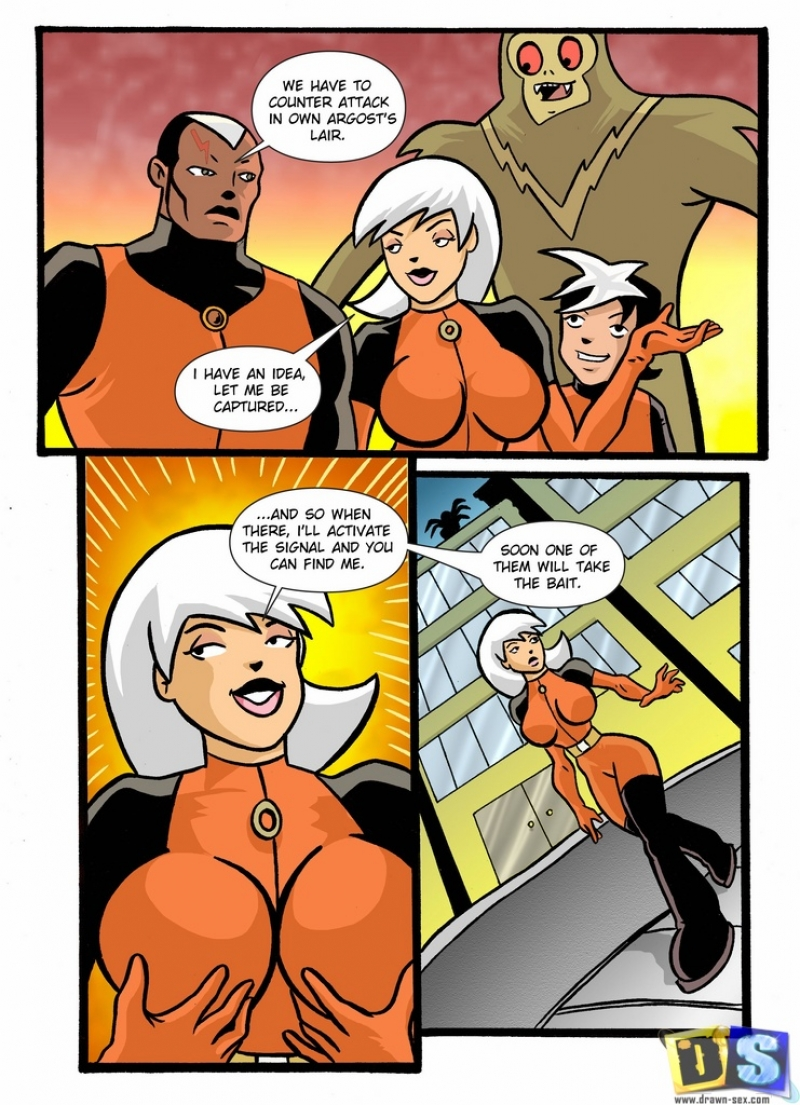 Secret Saturdays porn comics - Saturdays dirty secret