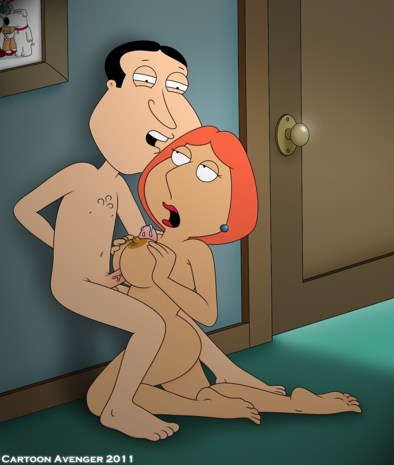 Glenn Quagmire Lois Griffin 685415 - Family_Guy Glenn_Quagmire Lois_Griffin cartoon_avenger.jpg