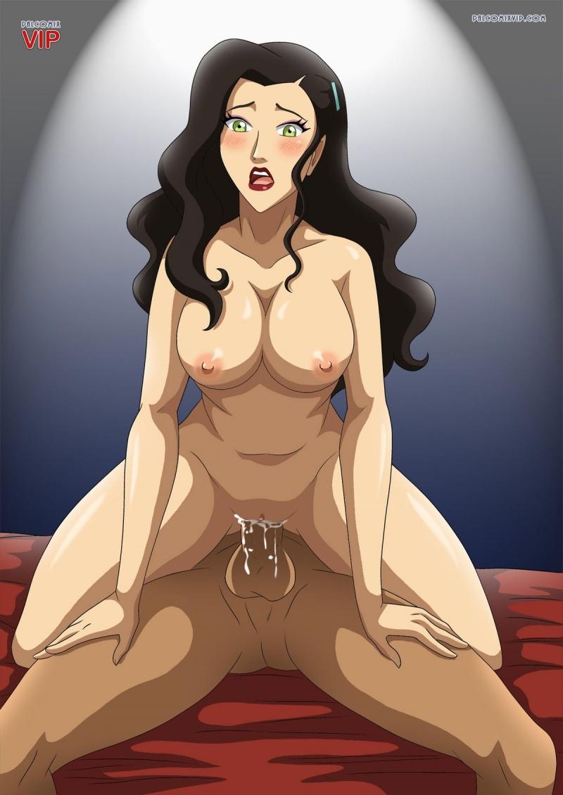 Korrasami Porn Comic