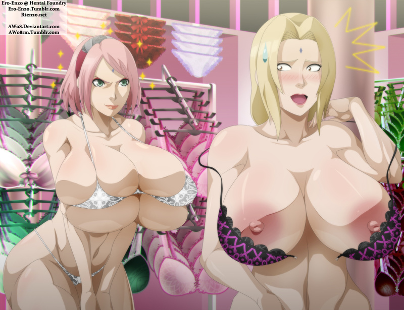 Sakura And Ino Having Sex