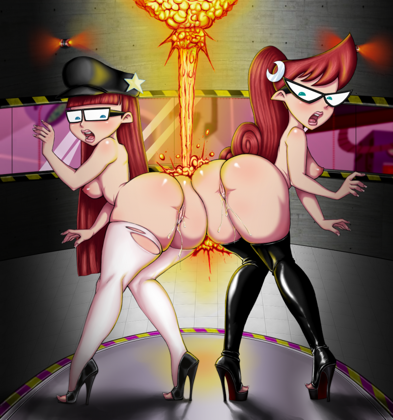 Johnny Test Sissy Hentai