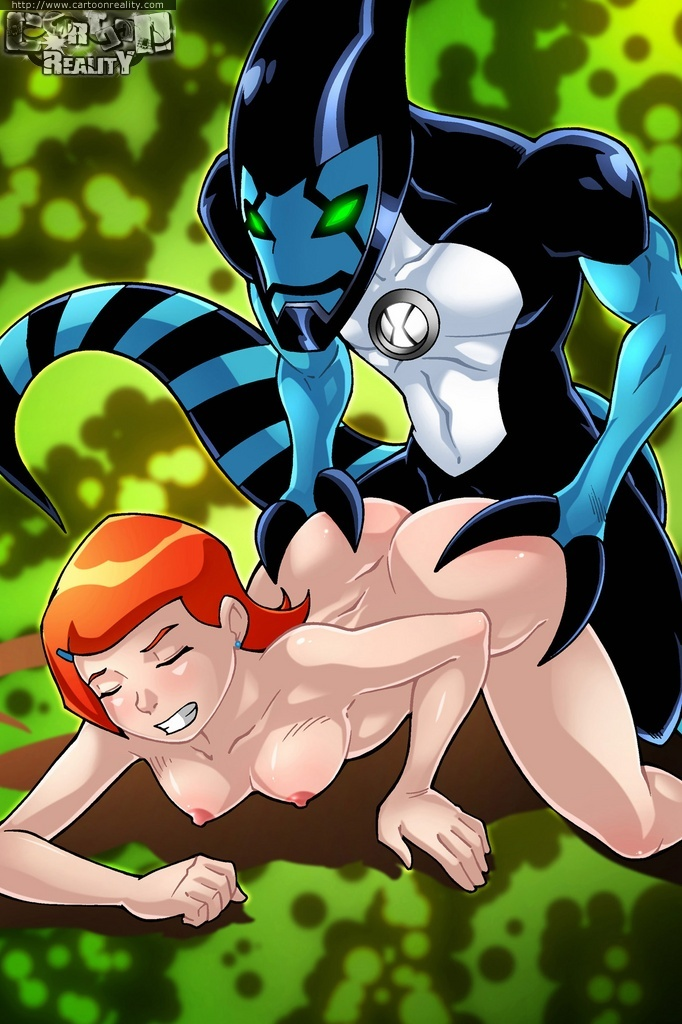 Free Ben 10 Alien Force Porn Games