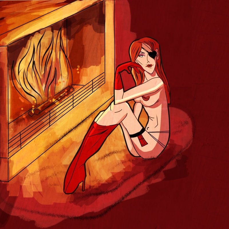 Venture Bros Porn Nancy And Drew