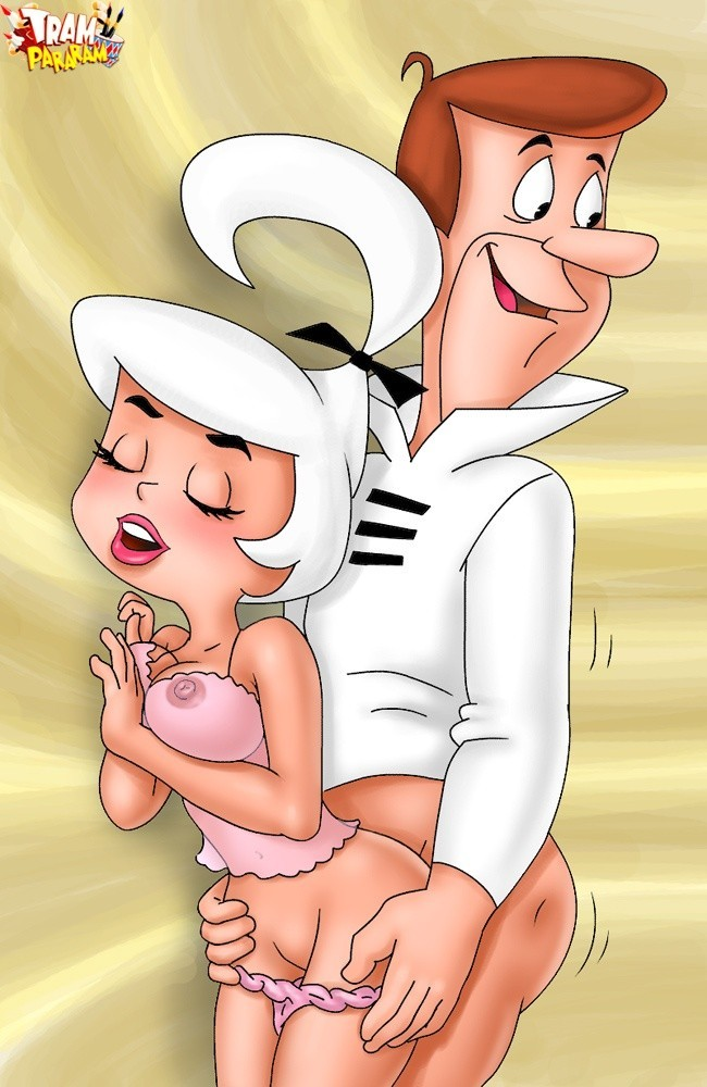 Think, that Judy jetson porn comic