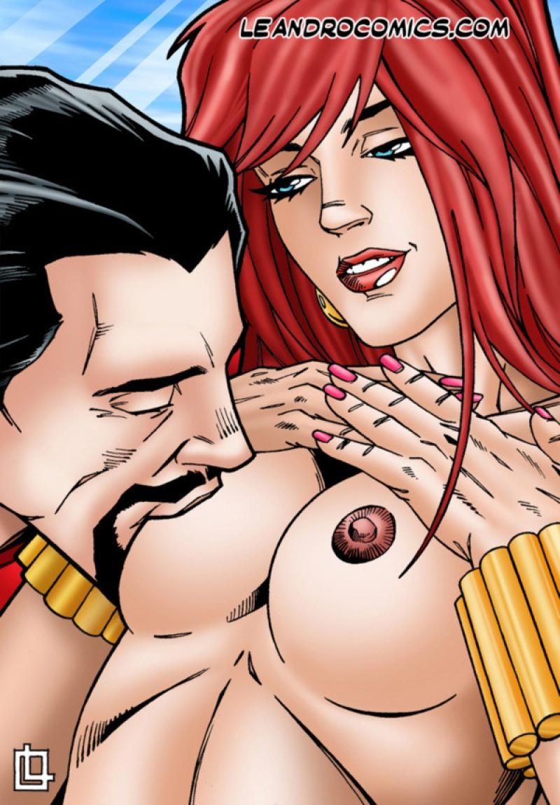 The Avengers Xxx Freeones