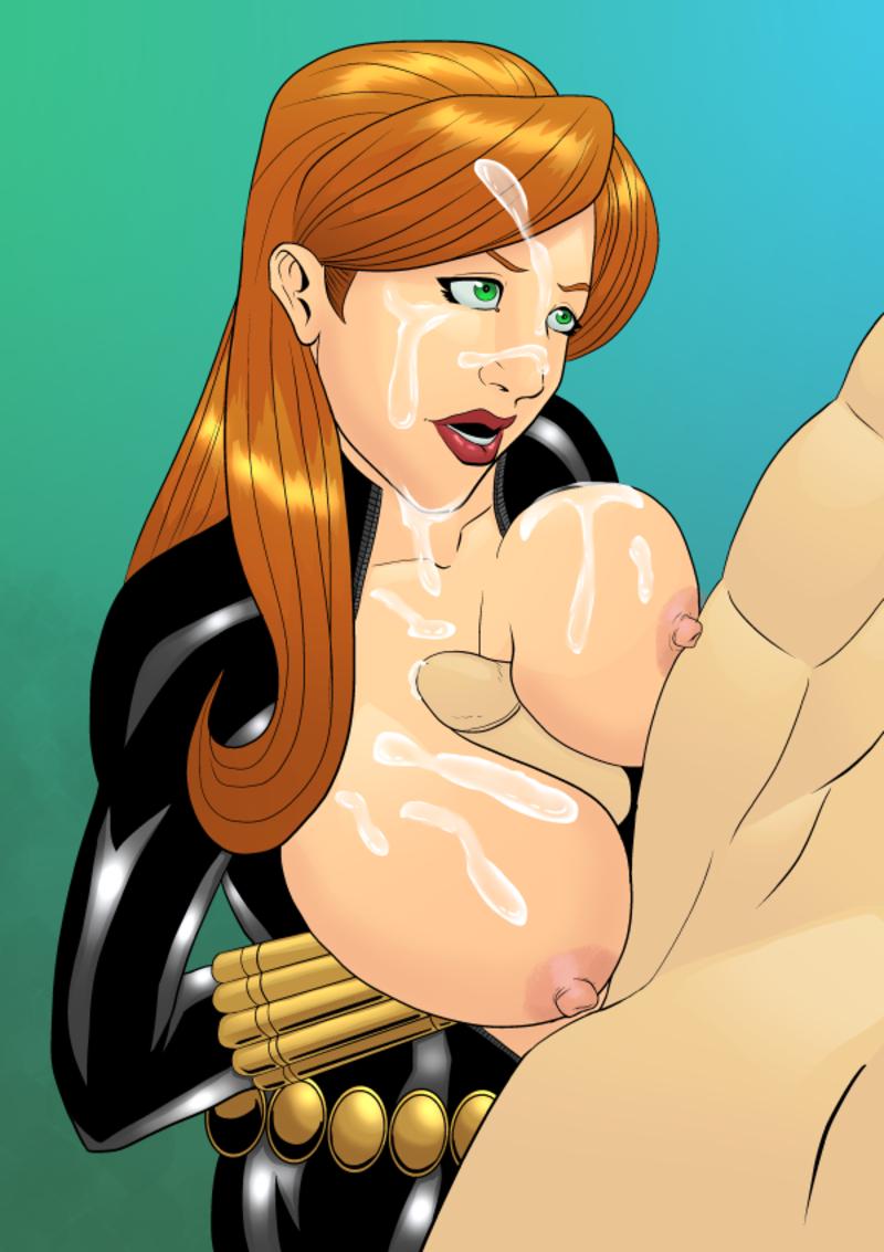Hentai Avengers Comics