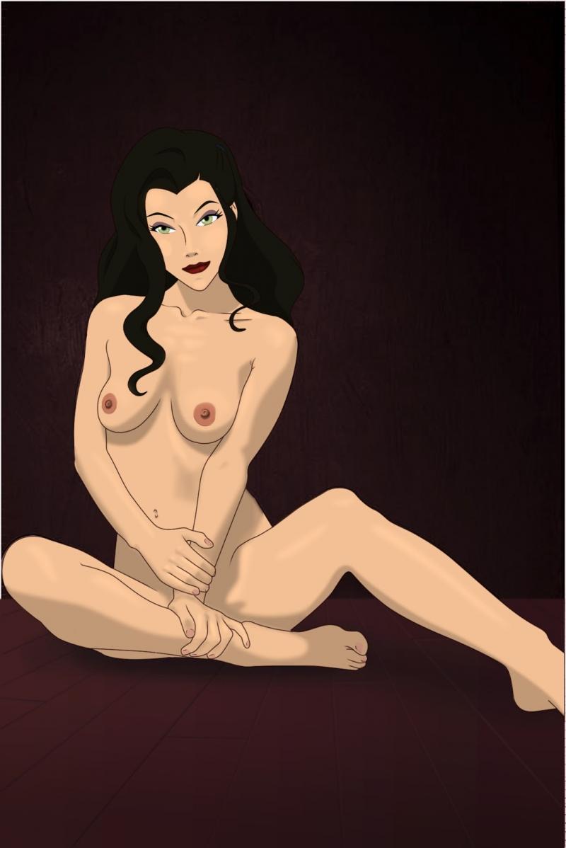Komik Sex Avatar Korra