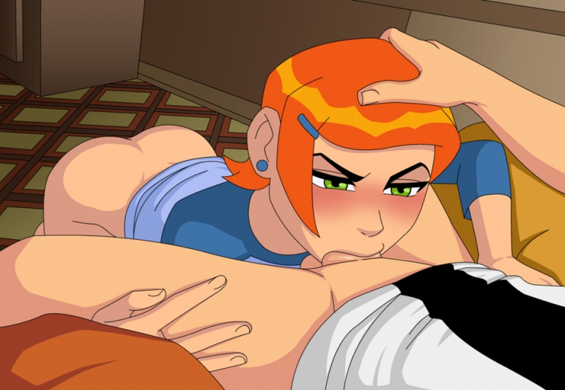 Drawn-sex Ben 10 Porn