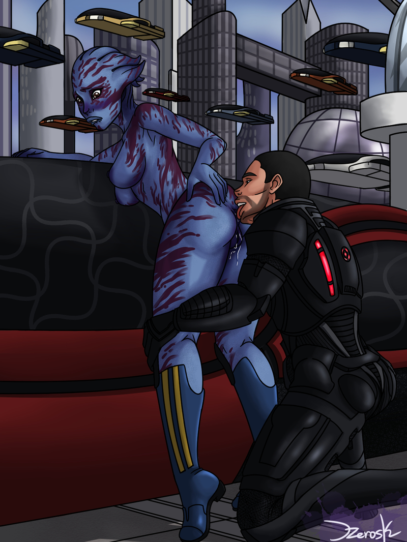 Mass Effect Sex Youtube