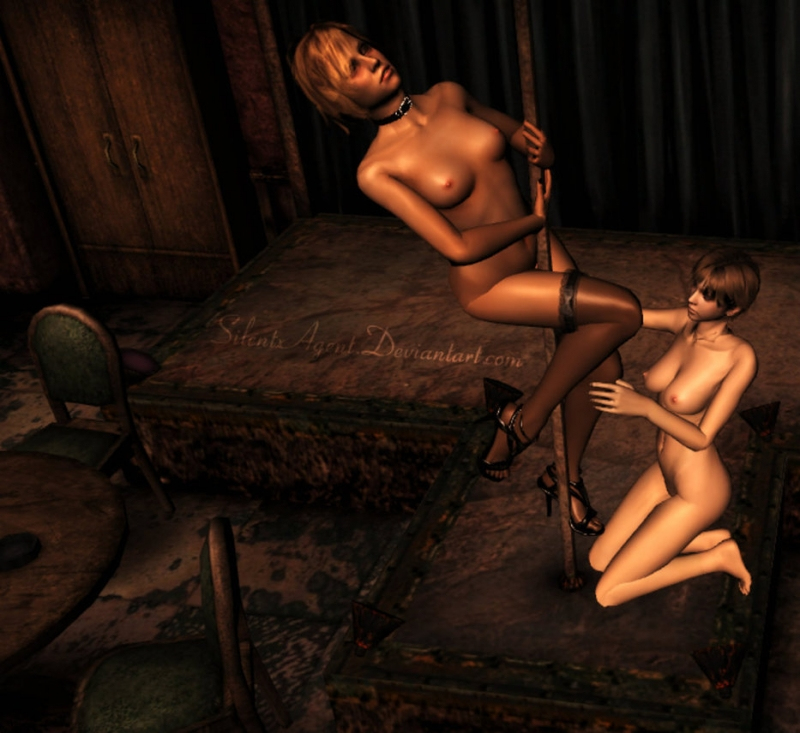1416640 - Heather_Mason Rebecca_Chambers Resident_Evil Silent_Hill_3 crossover.jpg
