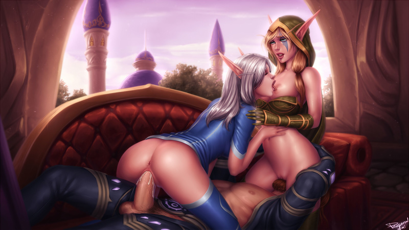 World Of Warcraft Hentia