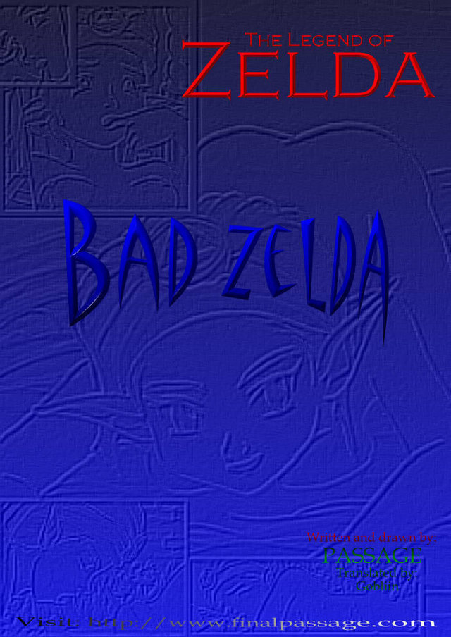 Bad Zelda porn comics