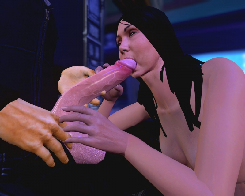 Can U Have Sex In Mass Effect 1