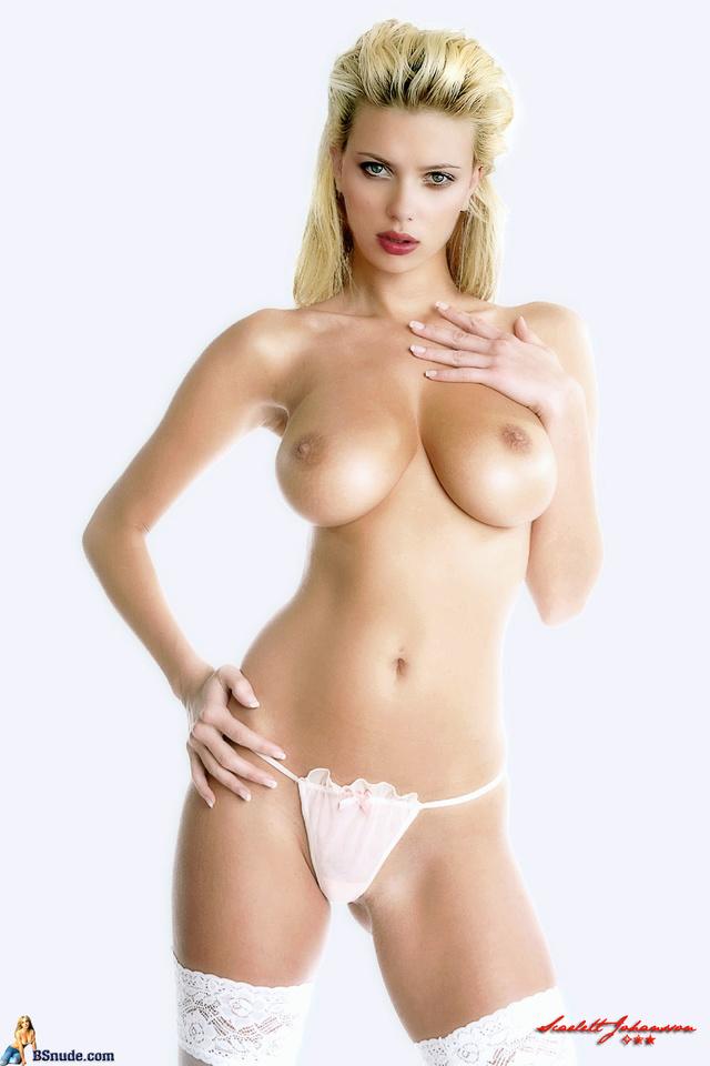 Scarlett Johansson Sex Scene
