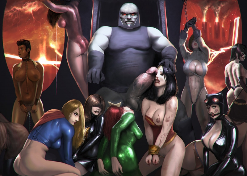 Supergirl 1355336 - Big_Barda Black_Canary Catwoman DC Darkseid Huntress Kaihlan Mary_Marvel Mera Power_Girl Star_Sapphire Supergirl Vixen Wonder_Woman.jpg