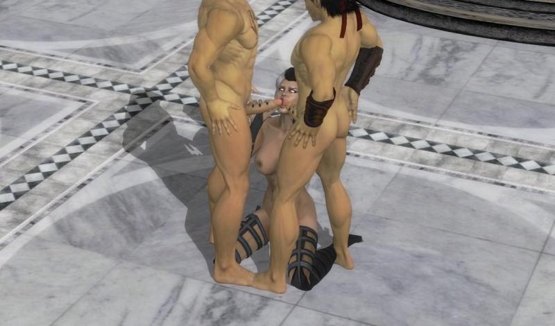 1351472 - Johnny_Cage Liu_Kang Mortal_Kombat Sindel XNALara.jpg