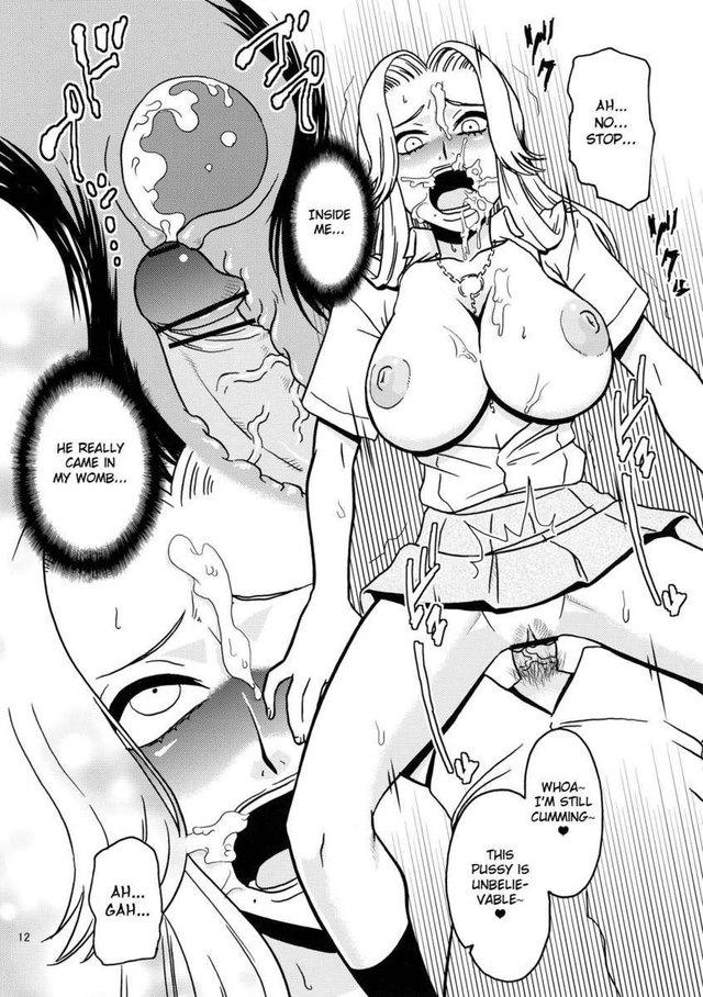Bleach Hentai Porn Doujinshi