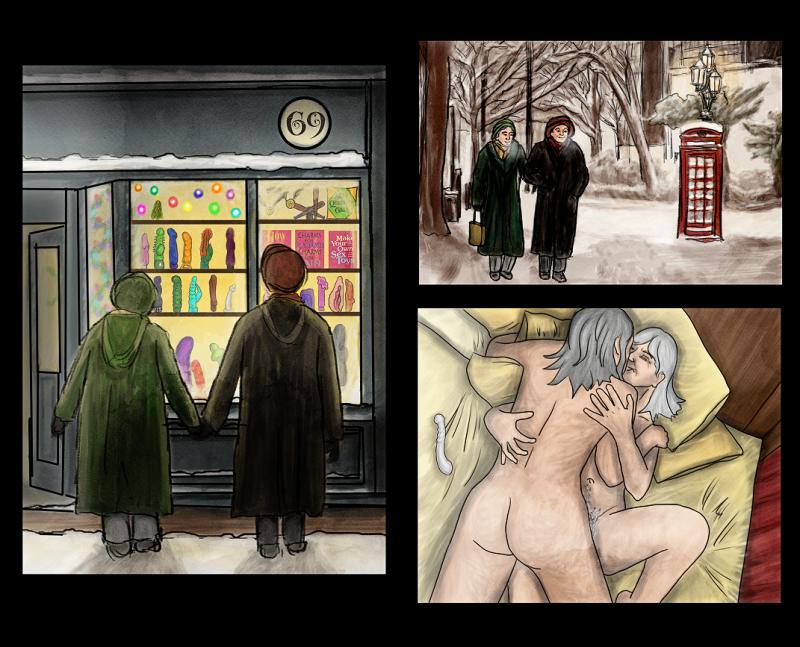 997205 - Harry_Potter Minerva_McGonagall Poppy_Pomfrey wallflowergirl.png