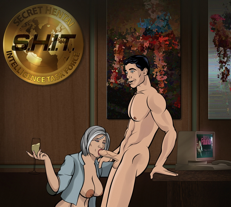 Buddy Sex In Archer