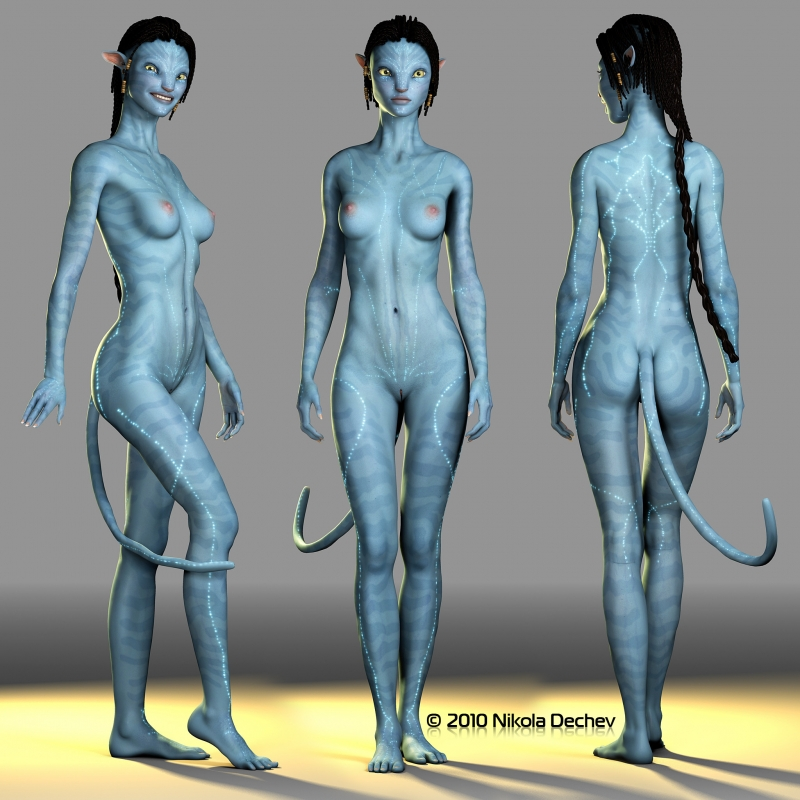 Teen models women of avatar nude porno