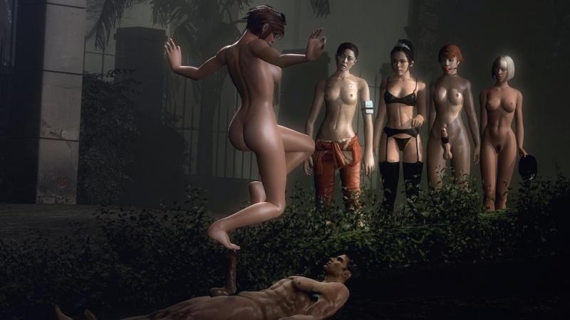 Duke nukem girls naked erect large