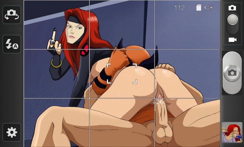 Animated X-men Porn