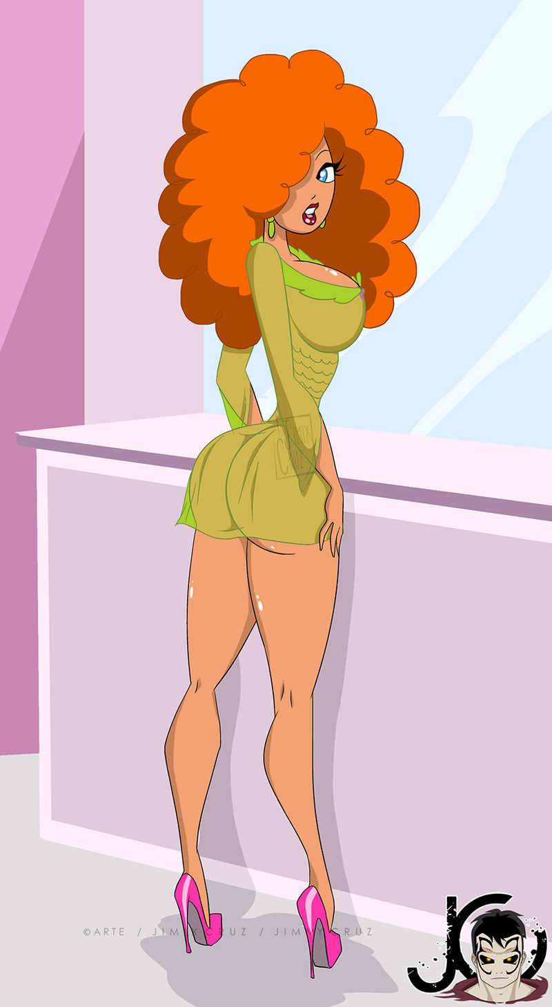 Busty Miss Bellum look so fuckable