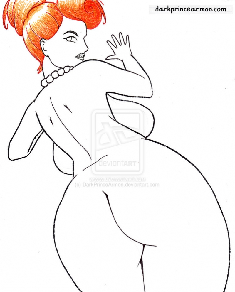 Flintstones Hentai Comic