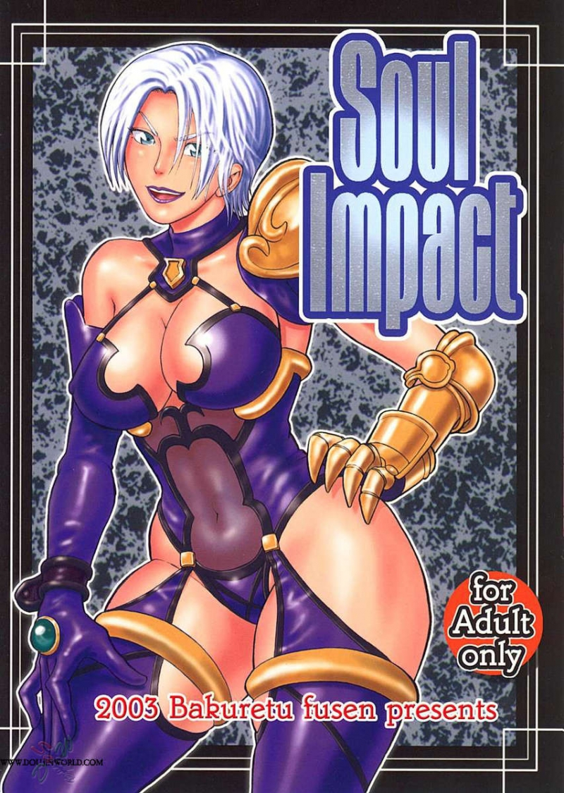 Soul Impact [Bakuretsu Fusen] [Soul Calibur]: Fighting anf fucking - two favorite things for both Ivy and Taki