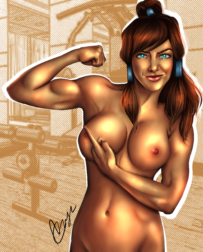 The Legend Of Korra Porn Pics