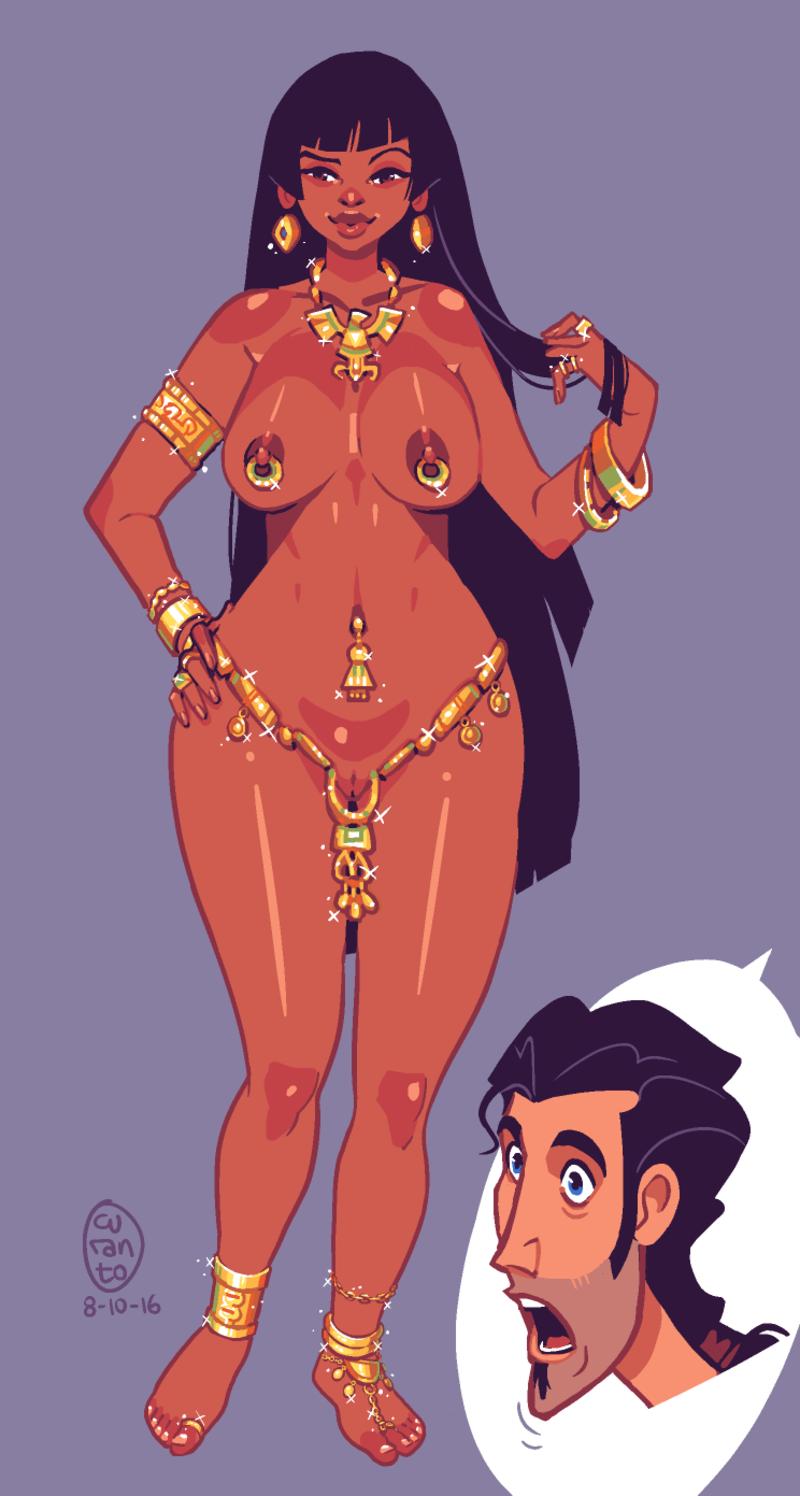 Princess jasmine and ariel lesbian sex