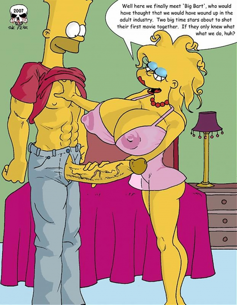 Xxx The Simpsons