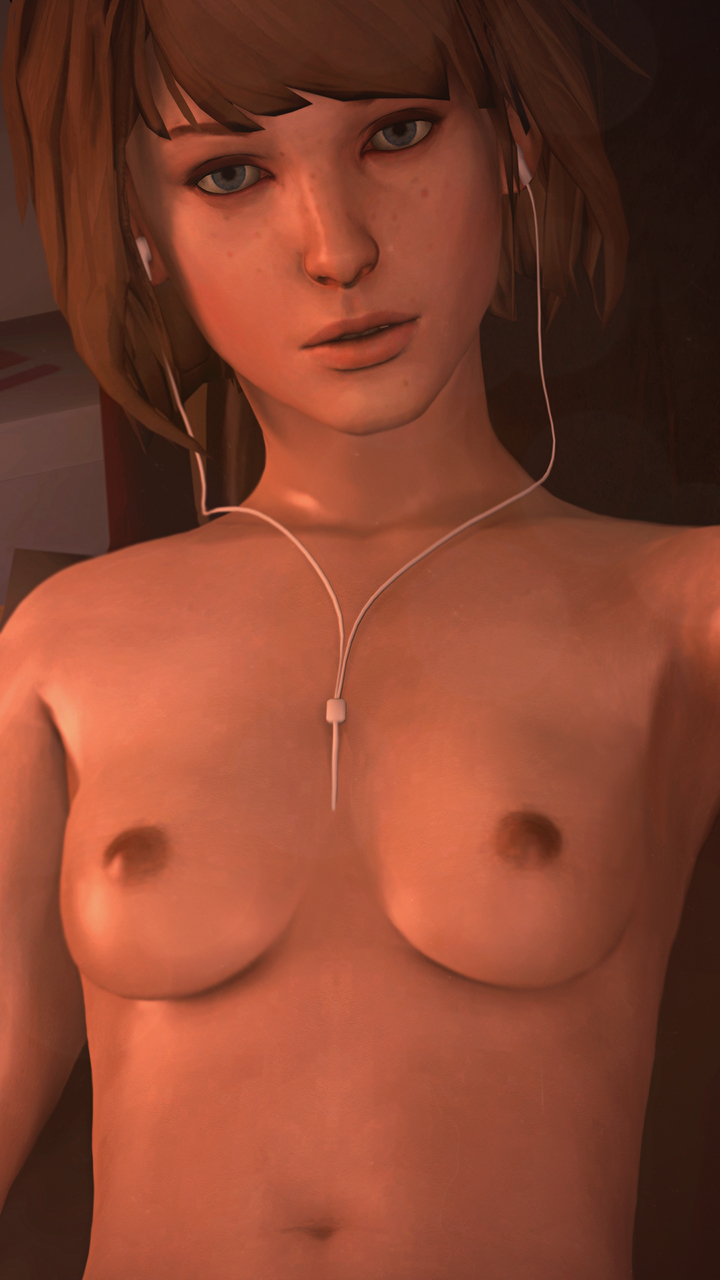 Maxine Caulfield has so cute tits!
