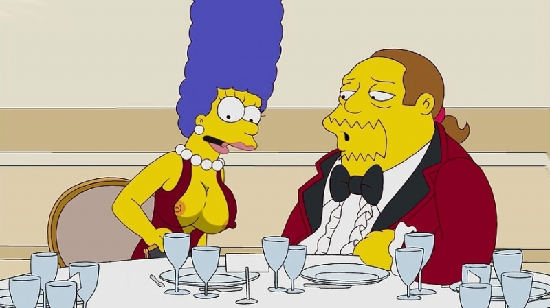 Simpsons Family Having Sex