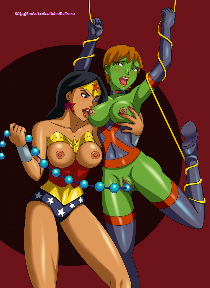 Young Justice Flash Games Hentai