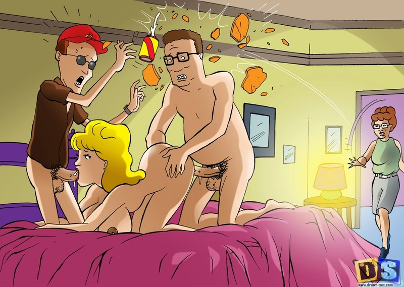 Xxx King Of The Hill Sex