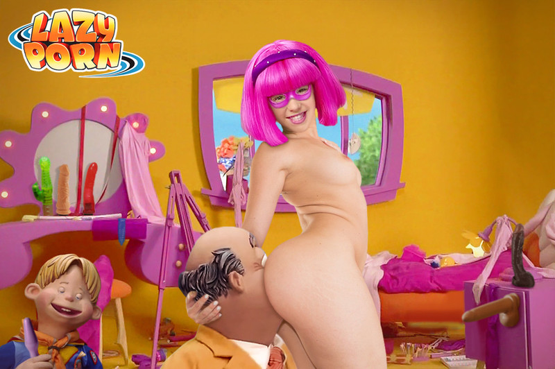Nude Lazy Town Pics