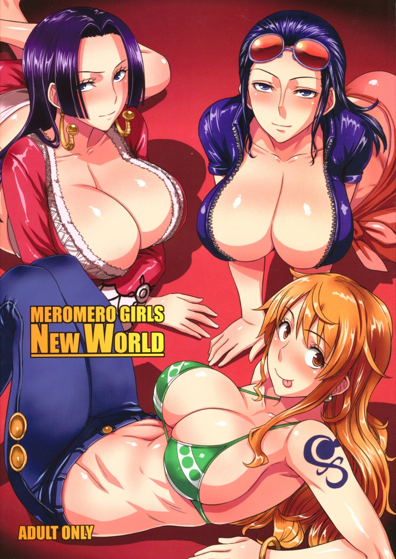 MEROMERO Dolls Fresh WORLD [Italian]: Curvaceous damsels like Boa, Niko or Nami will never have problems with getting firm firm-ons to pulverize!