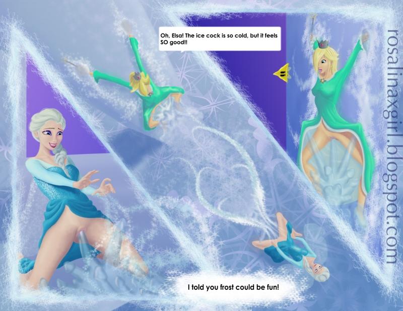 Frozen Hentai Pics