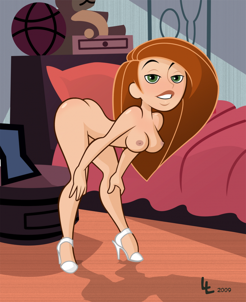 Free Kim Possible Sex Comic