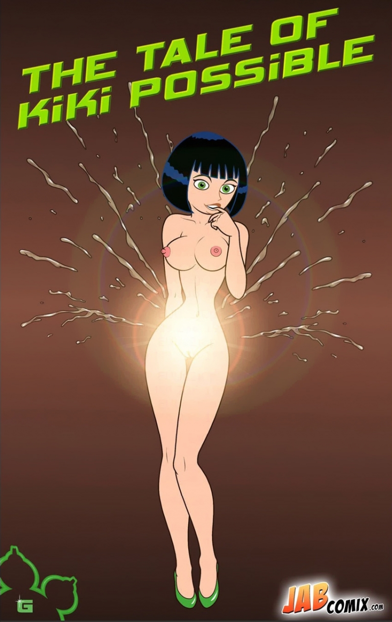 Kim Possible porno comics - The tale of Kiki Possible