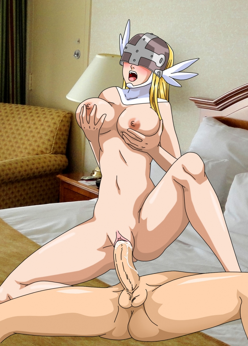 Digimon Yuri Hentai