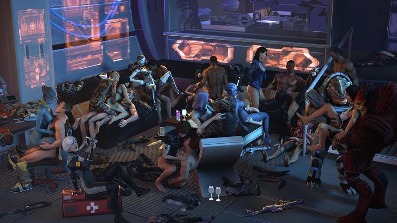 Miranda Porn Vids Mass Effect 2