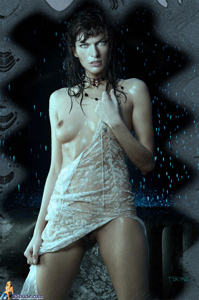 Эро фото мила йовович актриса, см ролик сексуальные девушки